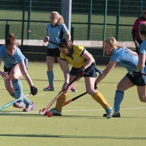 Sonning Hockey Match