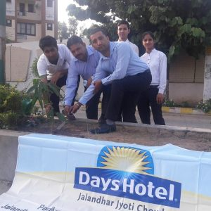 Wyndham Worldwide Green Day
