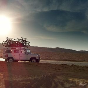 Paracas Trans Desert Full Day Bike Tour