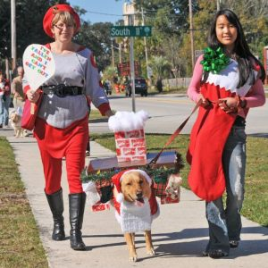 Parade for Paws 2011