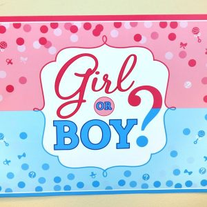 Baby Jenkins Gender Reveal