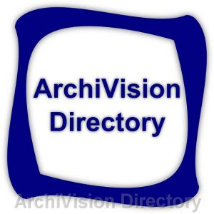 Illustrations by WM for ArchiVision Directory