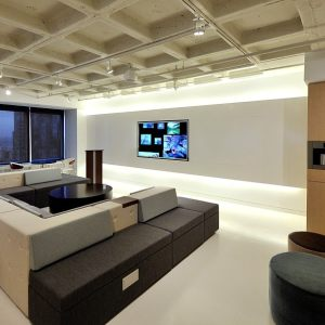 Commercial video installations