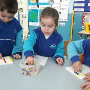 Peg Boards - Fine motor skills