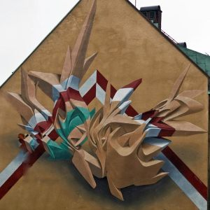Street art from Boras Sweden