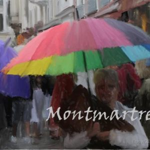 Montmartre september 2011