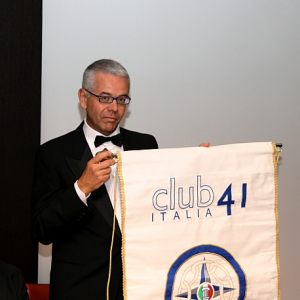 "Club 41 Vicenza 27 ""no limits"""