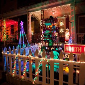 Holiday Light Show