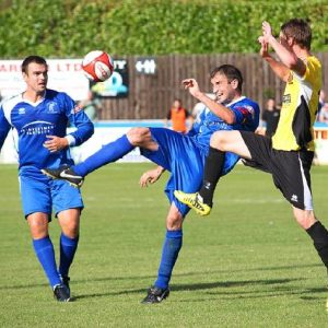 Matlock Town FC Match Pictures