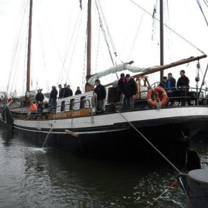 Aankomst Bietentocht in Goes 2010