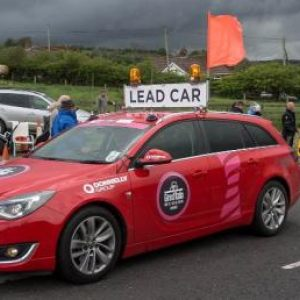 Giro d'Italia Day 2 – Belfast to Belfast – A few pics from Whitehead