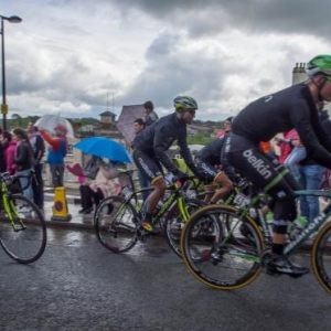 Giro d'Italia Day 3 – Armagh to Dublin – Pics from the start at Armagh