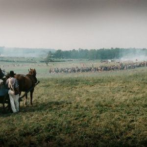 The Battle of Gettysburg, 135th Anniversary Re-Enactment-1998
