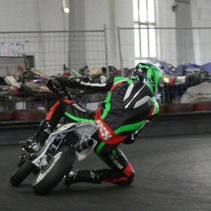 Pitbike Indoor Training 4. Februar 2019