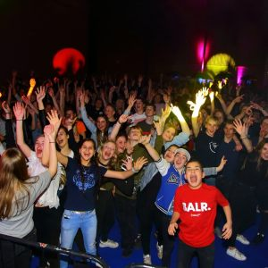 sporthal De  Jager Giessen 538 DJ's on tour 24-03-2018