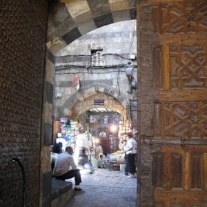 A walk around the old city, Damascus