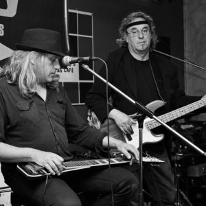 They play the Blues am 5. Mai 2017
