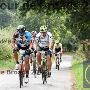 Tour de Broads 8.40-9am 16mile in @ Woodbastwick