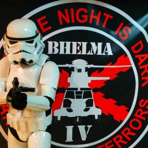 BHELMA IV-STAR WARS