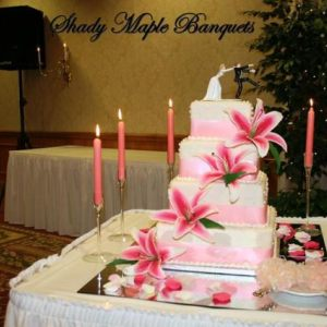 Shady Maple Banquet Cakes