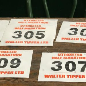 Uttoxeter Half Conkerers