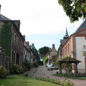 GERBEROY, PLUS BEAU VILLAGE DE FRANCE (60)