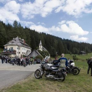 International Norton Rally Austria 2018