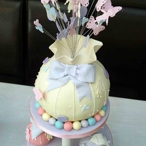 Christening Cakes Gallery