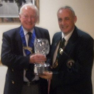 SOCIETY OF DERBYSHIRE GOLF CAPTAINS - Worcestershire 2017