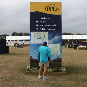 Open Golf 2017  Royal Birkdale UK