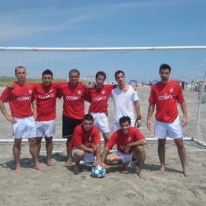 Atlantic City Beach Soccer '11