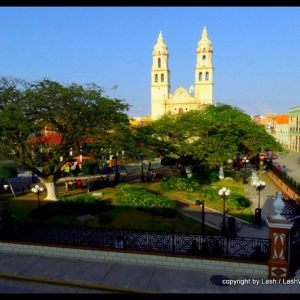 Photos of Campeche - Mexico