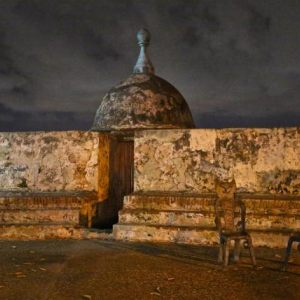 San Juan at Night