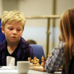 Day 21 - The Childrens Chess Olympiad