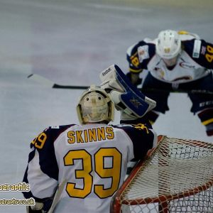 Dec 26th - Bracknell Bees 2-4 Guildford Flames