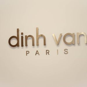 Inauguration DINH VAN PARIS