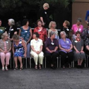 Fiftieth High School Reunion