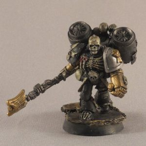 Iron fists space marines