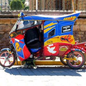 Mototaxis (TukTuk) of Peru
