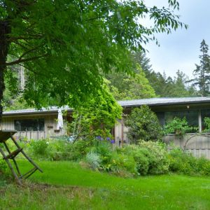 208 Sunset Drive on Salt Spring Island