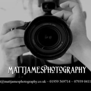 Kent Wedding and portrait photographer Matt James Photography